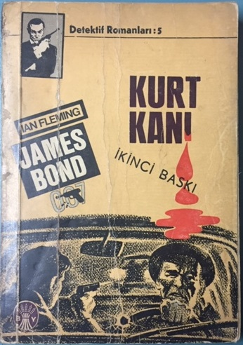 James Bond Kurt Kanı 007